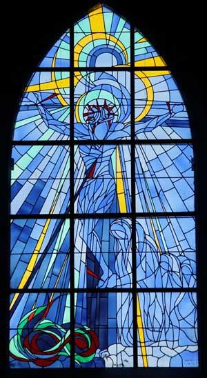 Crucifixion résurrection